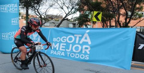 """Con el Pink Bike Fest: """"Las reinas del circuito"""" se toman a Bogotá"""