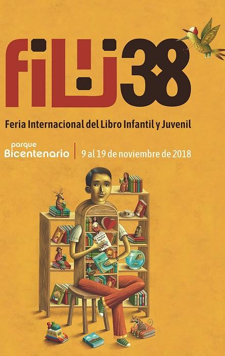 Colombia presente en la Feria Internacional del Libro Infantil y Juvenil de México