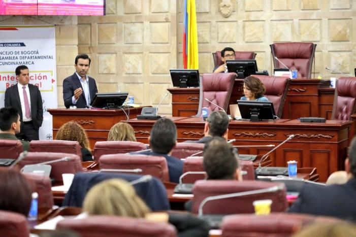 """""""La integración regional no es fusión, no es imposición; así no hay consenso"""":Jorge Rey"""