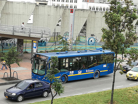 Rutas compartidas dificultan operación del SITP