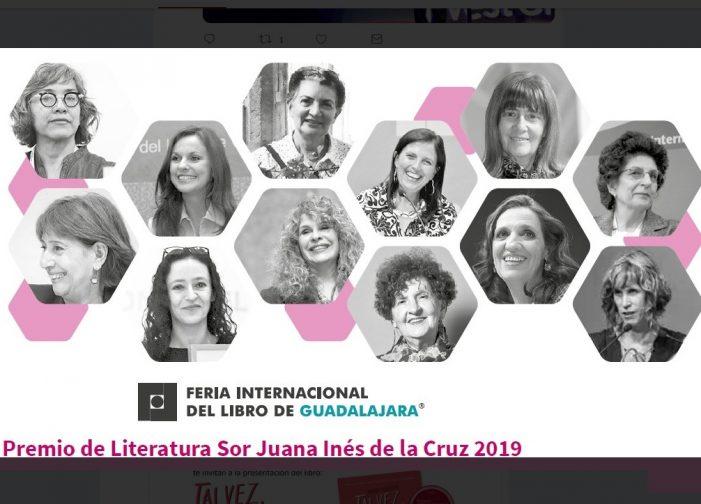 Abierta convocatoria al Premio de Literatura Sor Juana Inés de la Cruz 2019