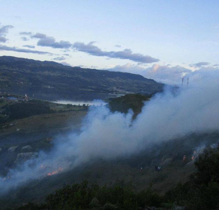 Alarma por vulnerabilidad de la Sabana de Bogotá ante el Fenómeno de El Niño