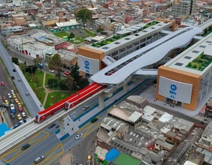 Grupos internacionales interesados en la construcción del metro de Bogotá