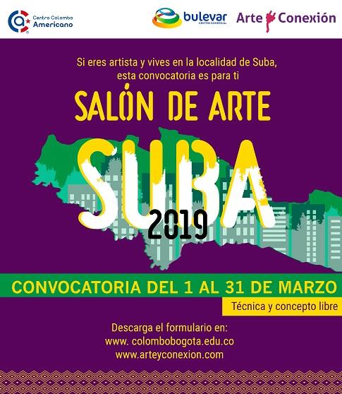 Convocatoria abierta para apoyar a artistas de la localidad de Suba