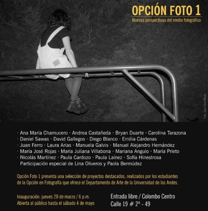 Centro Colombo Americano expone obras de estudiantes de fotografía