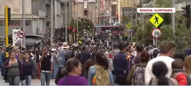 Bogotá tendría menos población en el año 2039