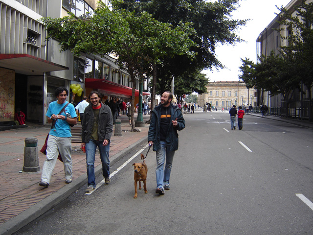 Bogotá será sede de cumbre mundial de ciudades caminables
