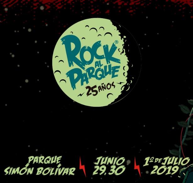 El rock latinoamericano invitado a los 25 años de Rock al parque