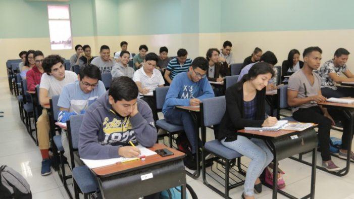 Gobierno ofrece 1.659 plazas para que estudiantes de todo el país hagan sus prácticas en el sector público