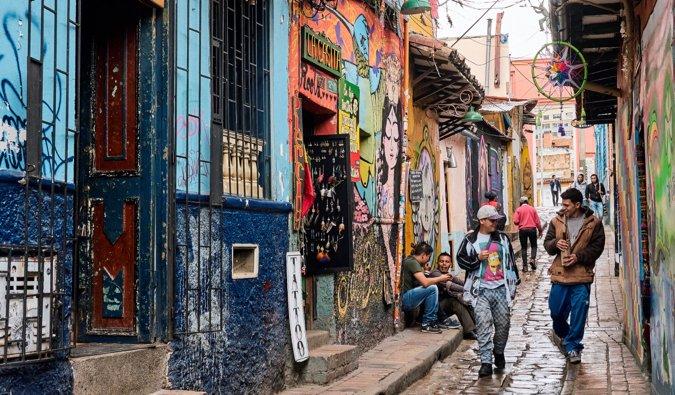 20 Cosas para ver y hacer en Bogotá