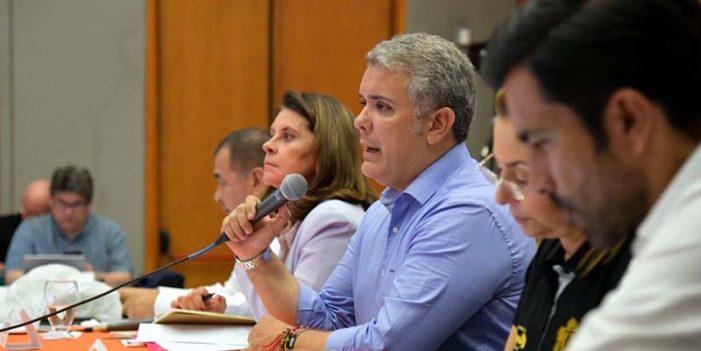 Gobierno de Duque presentó 77 medidas para alivianar la situación de la vía al Llano