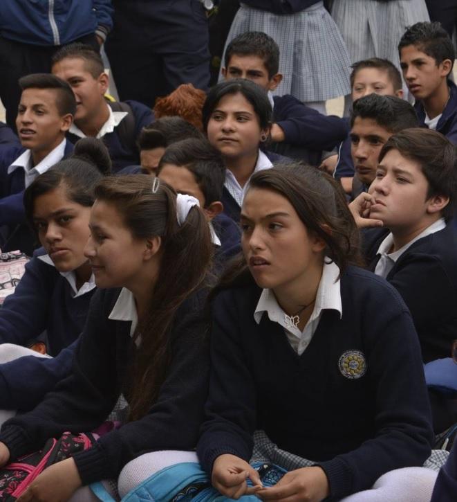 Abren concurso de cortometrajes para estudiantes de colegios distritales