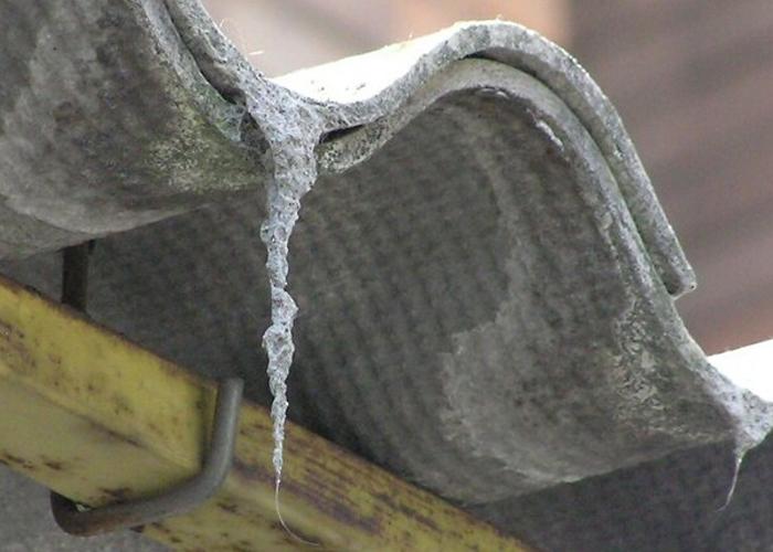 Aprobada por unanimidad ley que prohíbe el asbesto en el país
