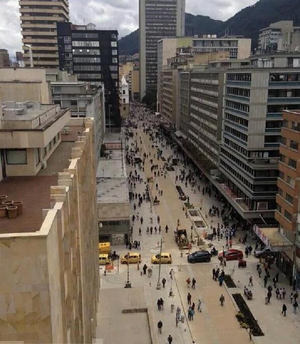 CENSO: El Dane informó que Bogotá llegó en el 2018 a 7'200.000 habitantes