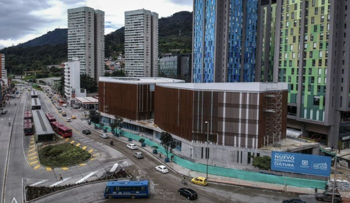 Bogotá tiene nueva cinemateca