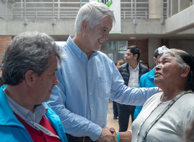 En Ciudad Bolívar se construirá el parque más grande de Bogotá