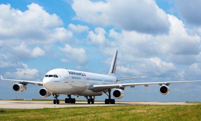 Revelan grave incidente al despegar del Aeropuerto Internacional El Dorado de Airbus A340