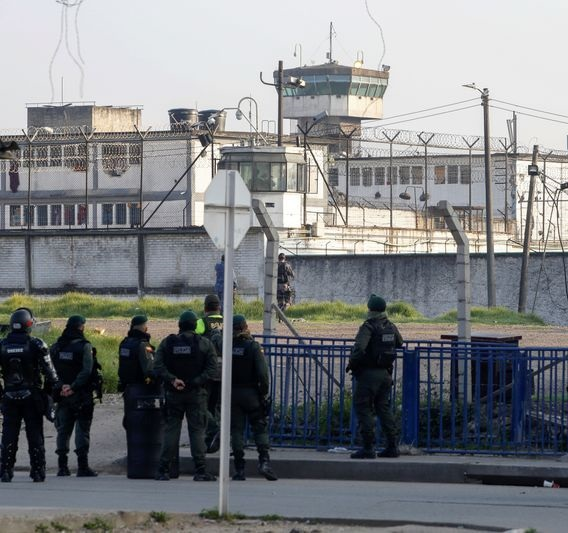Duque pone en arresto domiciliario a 4.000 presos para frenar coronavirus en las cárceles