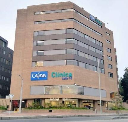 Cafam inaugura clínica de alta complejidad en alianza con EPS Sanitas