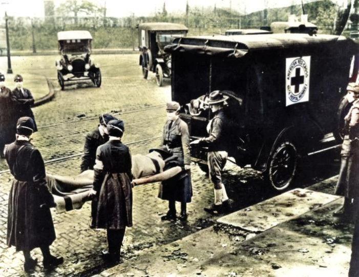 De la gripe de 1918 a COVID-19 de 2020: lecciones a aprender un siglo después