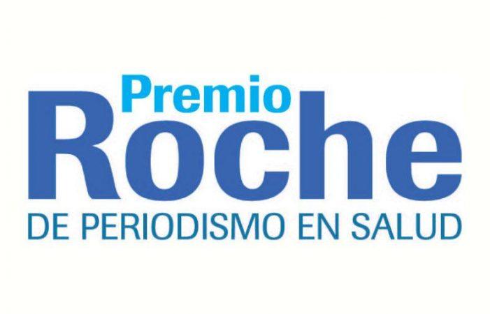 Convocatoria al Premio Roche de Periodismo en Salud