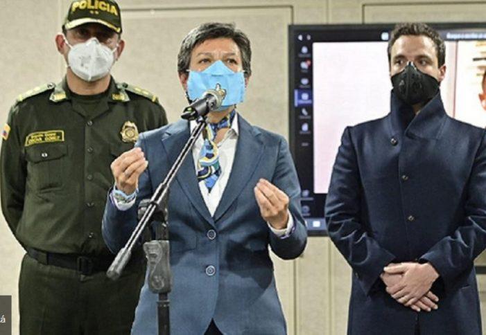 Claudia López anuncia plan para fortalecer la seguridad en Bogotá