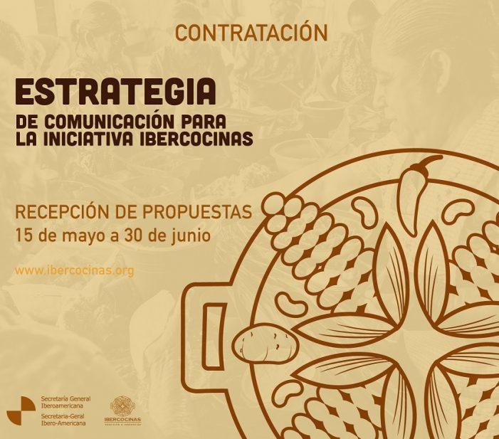 Abierta convocatoria de cocinas iberoamericanas como patrimonio cultural