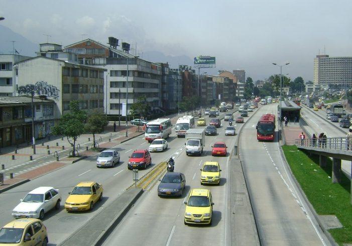 Continúa suspendida la medida de pico y placa en Bogotá