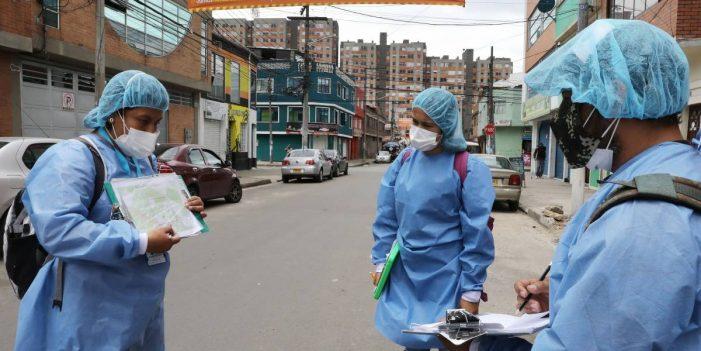 134 barrios de Bogotá entran este martes a cuarentena estricta