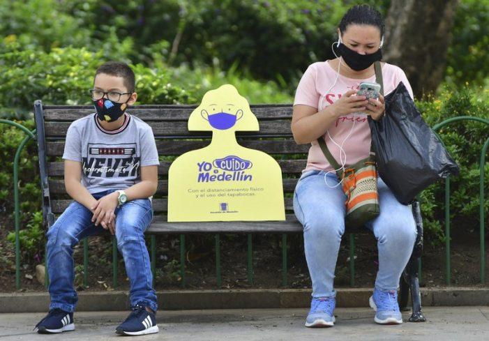 Medellín, emerge como la ciudad pionera en la lucha contra el COVID-19