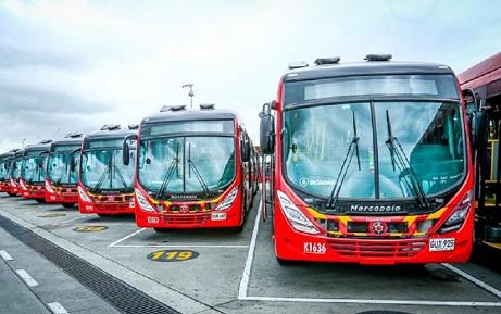 Con nuevos 130 biarticulados a gas, TransMilenio alcanza 93% de renovación