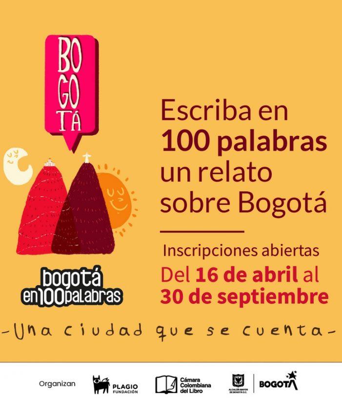 """Abierta convocatoria a la Cuarta versión de """"Bogotá en 100 palabras"""""""