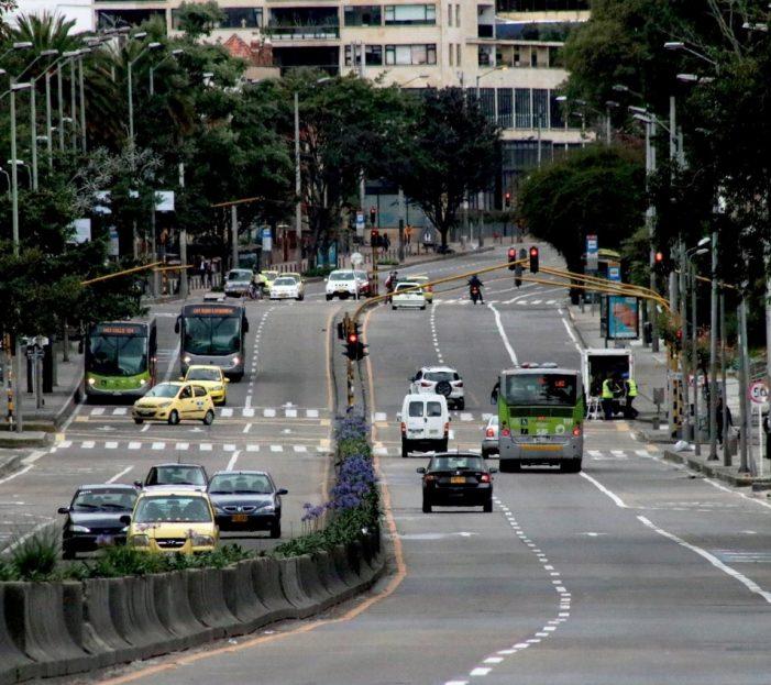 """Anuncian propuesta """"verde"""" para la Carrera Séptima en Bogotá"""