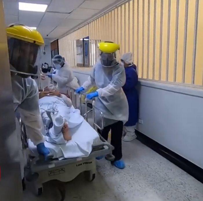La pandemia se desborda en Colombia