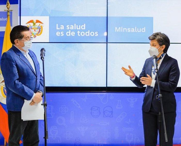 """Bogotá en """"cuarentena"""" por pandemia"""