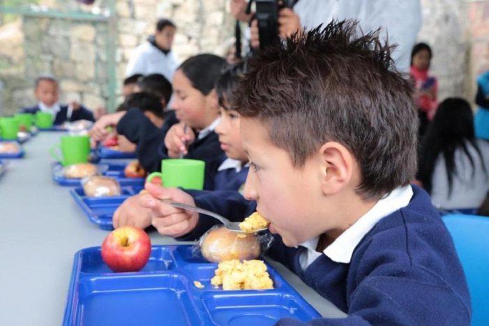Claudia López anuncia el Plan de Bogotá para promover alimentación sana en los colegios públicos
