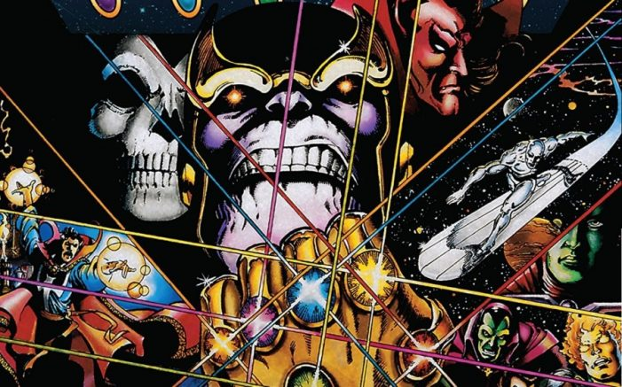 5 diferencias entre Infinity War y el comic que la inspiró.