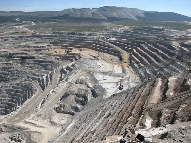 Sigue huelga en el Cerrejón, la mina de carbón más grande del planeta