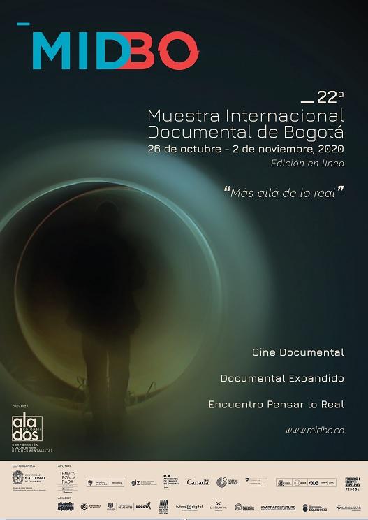 """Inicia """"La Muestra Internacional Documental de Bogotá 2020"""" (MIDBO)"""