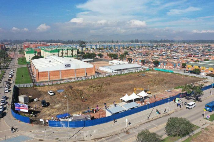 Bogotá avanza en la construcción de colegios