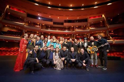 """El """"Quinteto Leopoldo Federico"""" recibe tercera nominación a los Grammy Latino"""