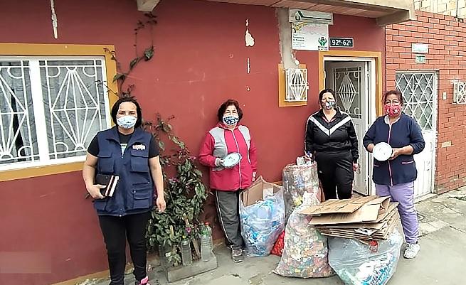 ICBF promueve buenas prácticas ambientales en las familias bogotanas