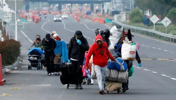 Colombia requiere 641 millones de dólares para atender a migrantes venezolanos en 2021