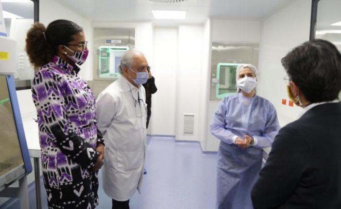 """""""Sala Blanca"""" de Bogotá será pionera en Latinoamérica en investigación en terapias avanzadas"""