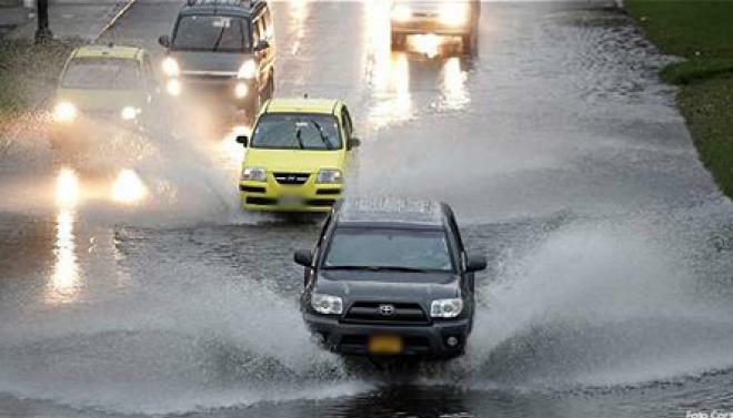 Lluvias se incrementarán hasta mayo de 2021 por fenómeno de La Niña