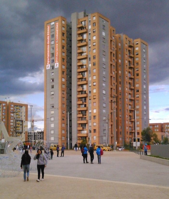 En 2032, Bogotá necesitará más de un millón de viviendas para su población