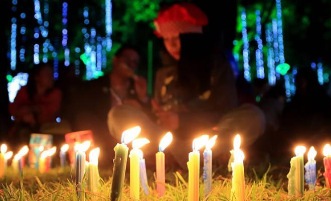Bogotá tuvo una reducción del 60% en homicidios y un 30% en las riñas durante la noche de velitas