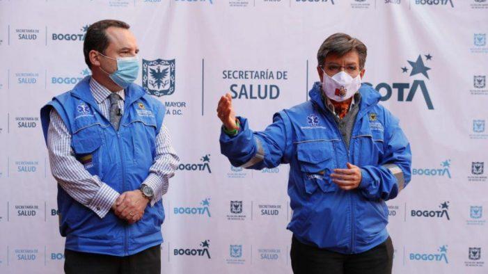 Bogotá tendrá cuarentena general del 16 y 17 de enero