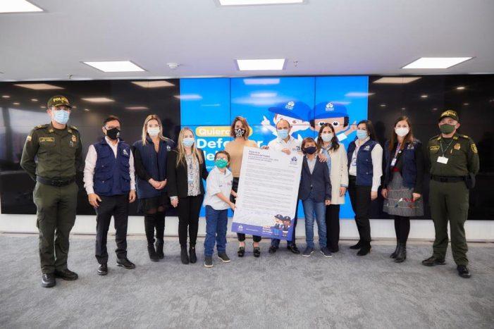 ICBF firma pacto para garantizar derecho de las niñas y los niños a ser escuchados