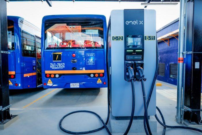 Compañía de Enel-Codensa recibe adjudicación para entregar 401 buses eléctricos del SITP y dos nuevos patios de recarga
